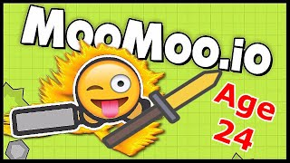 Moomoo.io Gameplay | MOST KILLS IN THE GAME | DESTROYING EVERYTHING!