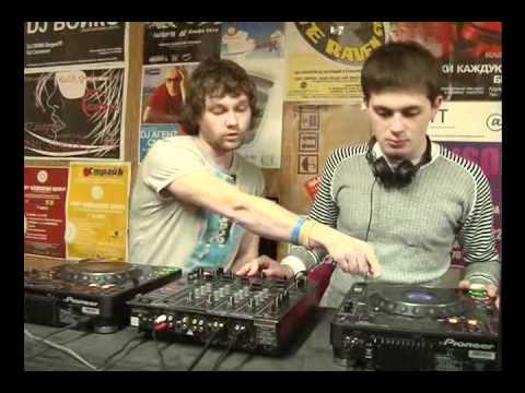 Первая DJ Школа @ КАНАЛ РОССИЯ 24