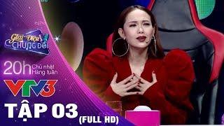 VTV SHOW GIAI ĐIỆU CHUNG ĐÔI - TẬP 3 FULL HD♫ Minh Hằng phấn khích cực độ với bản sao Phan Đinh Tùng