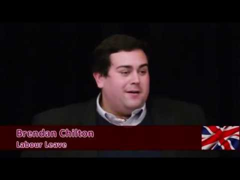 Mid-Sussex EU Debate - Brendan Chilton (Leave)