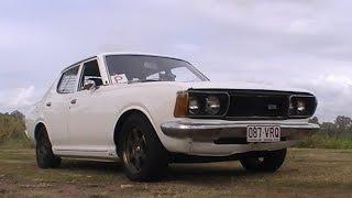 Japanese Classic TV EP1 Liam Rodgers' Restored 1974 Datsun 610 (180B) Sedan