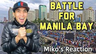 Battle for Manila Bay | Miko's Reaction