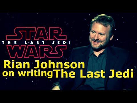 Rian Johnson On Writing The Last Jedi (documentary)