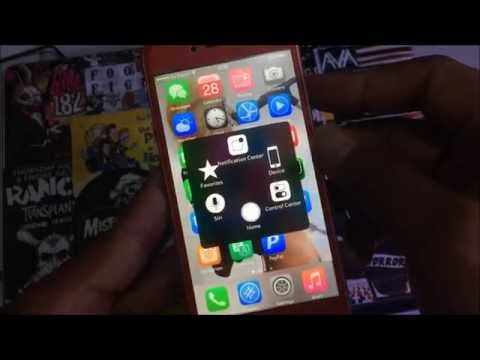 Delete iCloud Account Without Password iOS 8.1.2 (iPhone 6)