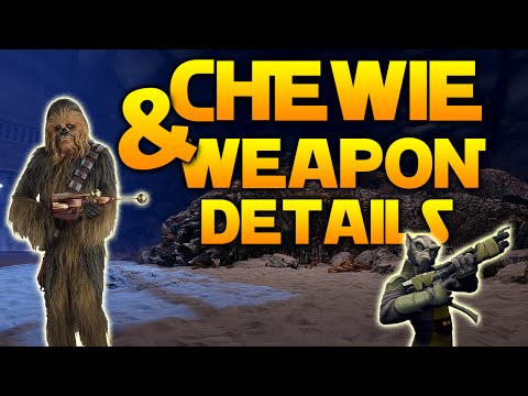Star Wars Battlefront Death Star News: Chewie Details, Blasters, Hero Modes, BO-Rifle & More!