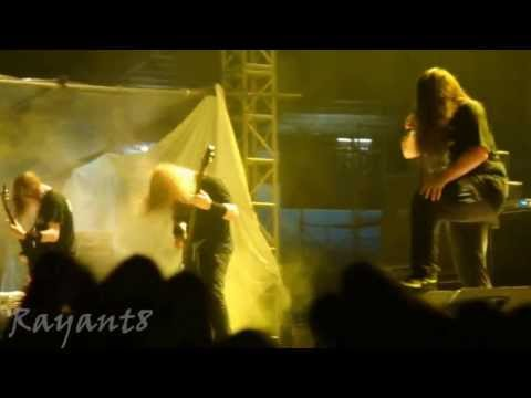 Cannibal Corpse - Evisceration Plague Pulp Summer Slam 13