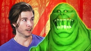 The Science of GHOSTS! (Because Science w/ Kyle Hill)