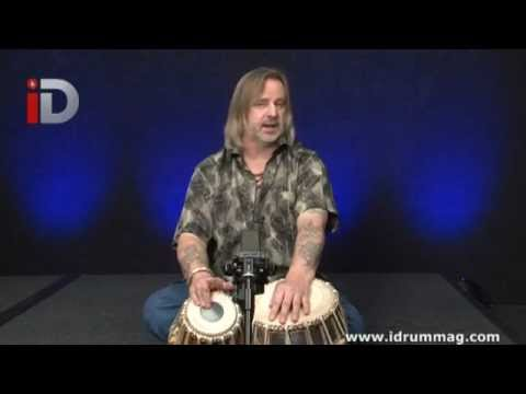 Pete Lockett - Introduction To Tabla Part 1 video