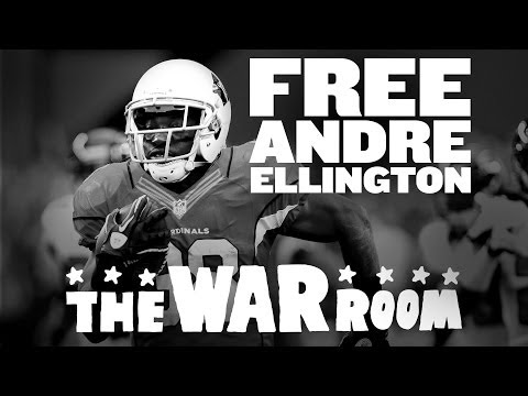 A message to Bruce Arians: free Andre Ellington - The War Room