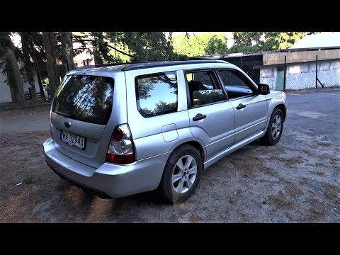 2008 SUBARU Forester AWD 2.0 TEST [PL] Używane #13