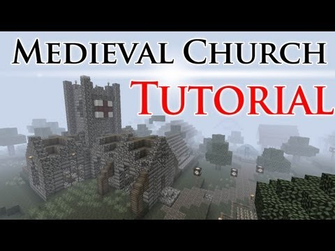Minecraft Church Tutorial