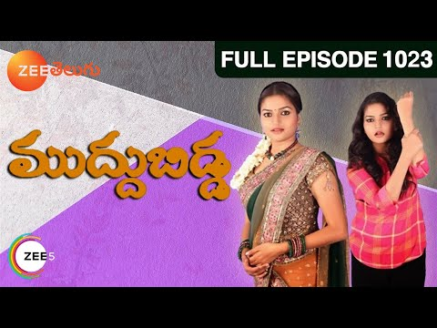 Muddu Bidda - Watch Full Episode 1023 of 16th May 2013