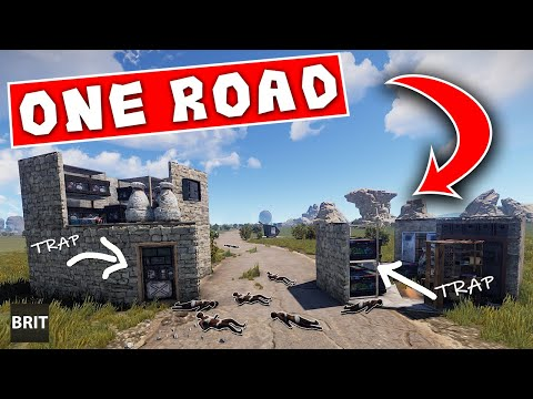 ONE ROAD TWO TRAPS - Rust
