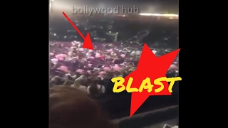 Loud BLAST Explosions Heard At The Ariana Grande Concert At Manchester Arena. terrorist ATTACK !!