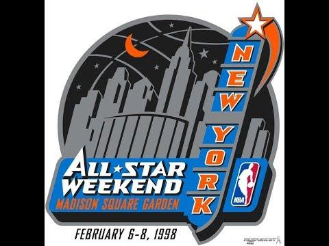 1998 НБА Матч Всех Звезд