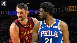 Cleveland Cavaliers vs Philadelphia 76ers - Full Game Highlights | November 12 | 2019-20 NBA Season