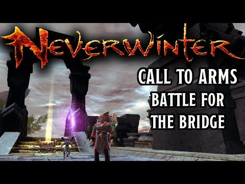 Neverwinter MMO - Call to Arms: Battle for the Bridge