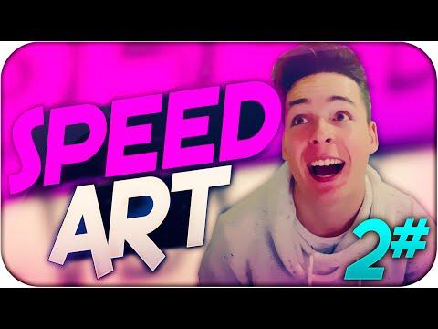 #2 Speed Art Zrk Glitcher Fuking Goodd!! || Ibyrehd video