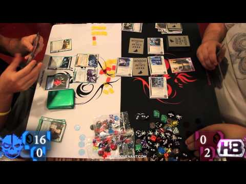 Netrunner Lcg - Tulsa Regional 2014 - Game 5 video