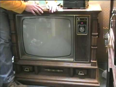 Zenith 23 U0026quot  System 3 Color Tv