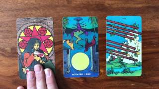 Daily Tarot Reading for 30 June 2017 | Gregory Scott Tarot