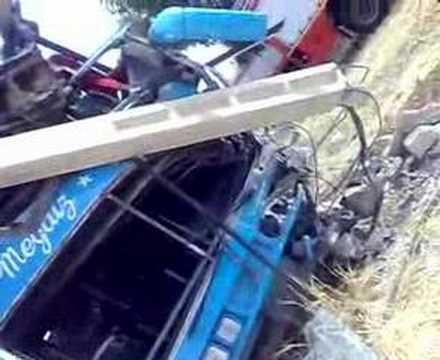accident routiere pres de oued zem 29/04/2008 à 12h midi