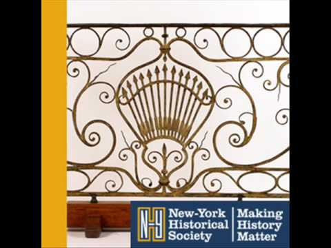 Federal Hall Railing, 1789 (404) | New-York Historical Society