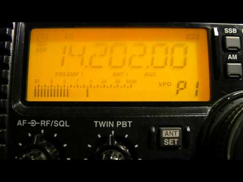 14202khz,USB,Amateur radio,Arabic,03-33UTC.