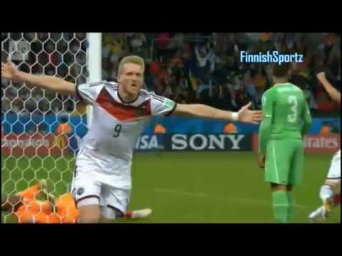 World Cup 2014 - The Best Moments