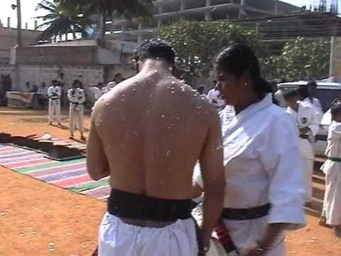 Okinawa School of Karate Demonstration Image 1