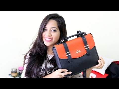 What's In My Bag | Debasree Banerjee