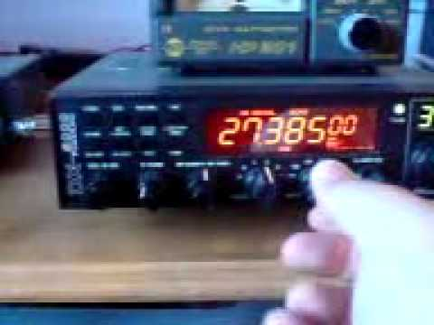 CB Radio: 2 Division AM / SSB (Booming in)