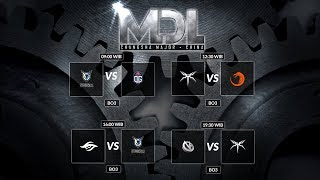 Vici Gaming VS Mineski (BO3) - MDL Changsa 2018 Main Event day 1