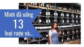 Các loại rượu vang đắt nhất giá bao nhiêu?   Saint-Émilion #2   Vlog du học Pháp