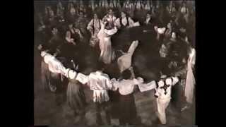 Dostluq rəqsi (1956) quruluşçu:Əlibaba Abdullayev-AZƏRBAYCAN rəqsi