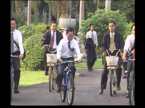 Thai Prime Minister Chuan Leekpai - The Unconventional Leader