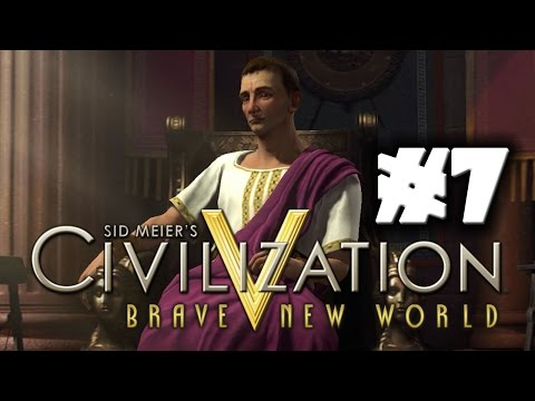 Civilization 5: Immortal Rome - Part 7 video