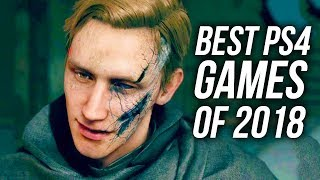 15 BEST PS4 GAMES of 2018