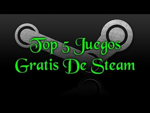 Top 5 Juegos Gratis De Steam