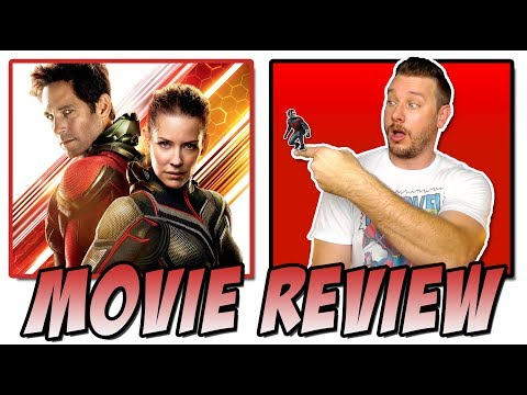 Ant-Man and the Wasp (2018) | Movie Review (Spoiler Free)