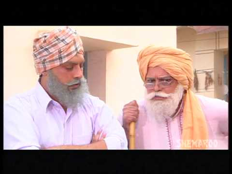 Funny Old Man - Full Nazare - Punjabi Comedy Movie video