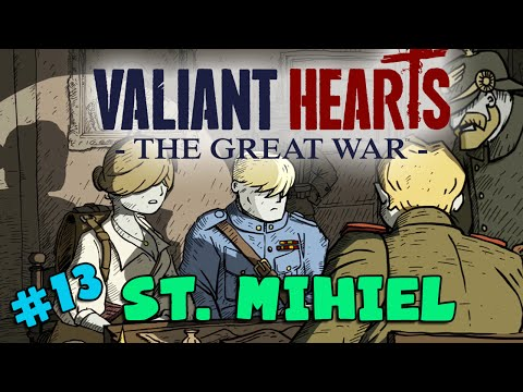 Valiant Hearts: The Great War - St. Mihiel (#13)