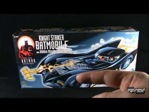 Retro Spot - Kenner The New Batman Adventures Knight Striker Batmobile