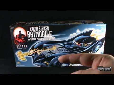 Retro Spot - Kenner The New Batman Adventures Knight Striker Batmobile