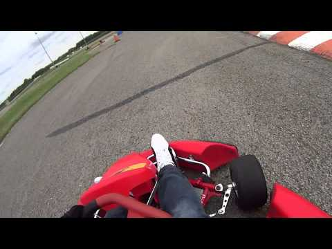 Nuclear Grand Prix, Concept Haulers Motor Speedway Heat race one, Camera Steve