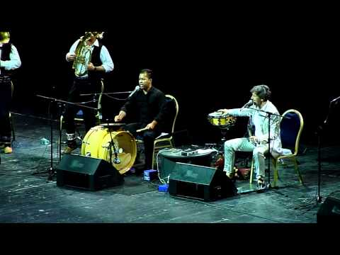Goran Bregović - Gas, Gas, Gas (sexy Ritam) - (live) - Moscow Crocus City Hall - 2011 video