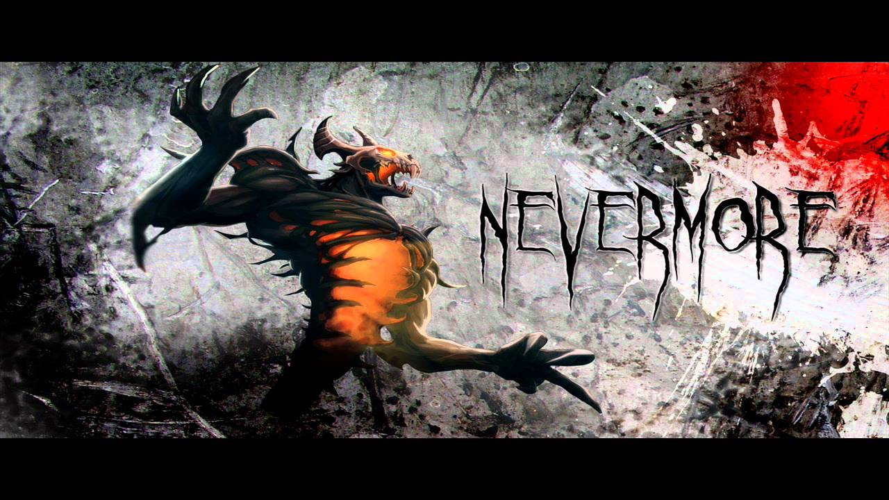 Dota 2 Shadow Fiend Hd Wallpaper Mega Wallpapers