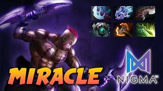MIRACLE ANTI MAGE HARD GAME DOTA 2