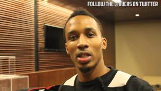 Brandon Jennings Thanks The Bucks Twitter Followers!