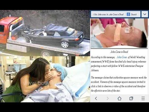 John cena car accident 2015 bing images